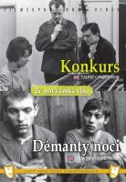 Konkurs / Démanty noci - DVD box