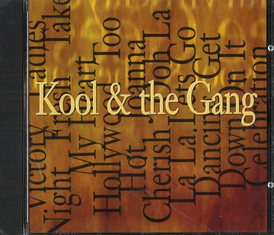 Kool and the gang - CD