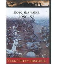 Velké bitvy historie - Korejská válka 1950-53 ( slim ) DVD