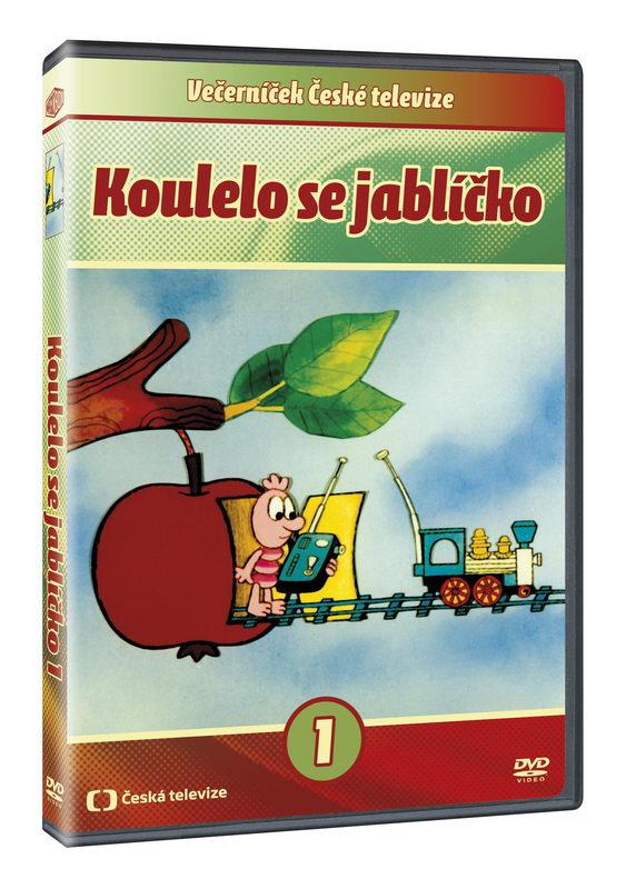 Koulelo se jablíčko 1. DVD