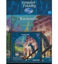 Kouzelné pohádky Disney 30. - Ratatouille + CD