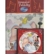 Kouzelné pohádky Disney 39. - Dumbova záchranná mise + CD