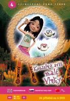 Kouzelný svět malé Vlnky 4 - papírová pošetka DVD