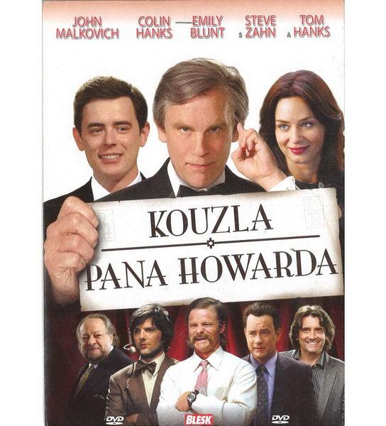 Kouzla pana Howarda - DVD pošetka