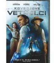 Kovbojové a vetřelci - DVD plast