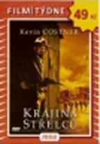 Krajina střelců ( pošetka)  - DVD