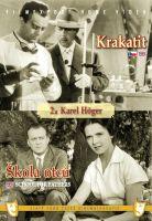 Krakatit / Škola otců - DVD box