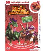 Král dinosaurů 25 - DVD