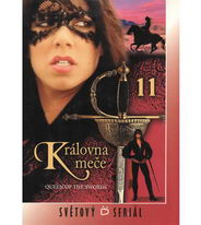 Královna meče 11 - DVD