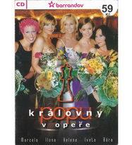 Královny popu v opeře - CD papírová pošetka