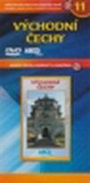 Krásy Čech,Moravy a Slezska 11 - Východní Čechy - DVD