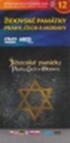 Krásy Čech,Moravy a Slezska 12 - Židovské památky Prahy,Čech a Moravy - DVD