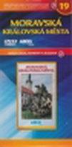 Krásy Čech, Moravy a Slezska 19 - Moravská královská města - DVD