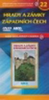 Krásy Čech, Moravy a Slezska 22 - Hrady a zámky západních Čech - DVD