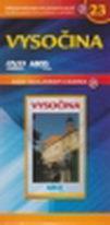 Krásy Čech, Moravy a Slezska 23 - Vysočina - DVD