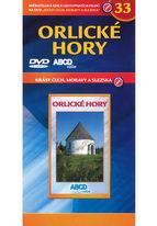 Krásy Čech, Moravy a Slezska 33 - Orlické Hory - DVD