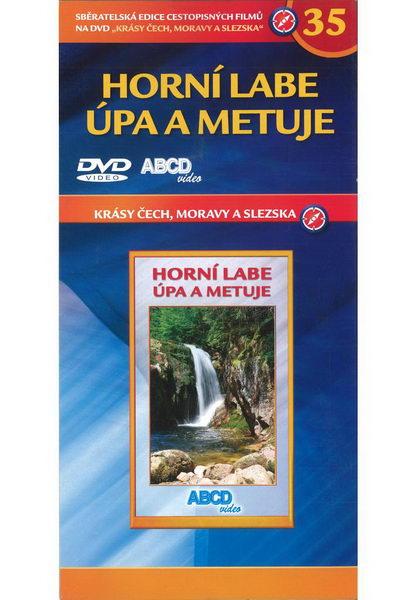 Krásy Čech, Moravy a Slezska 35 - Horní Labe, Úpa a Metuje - DVD