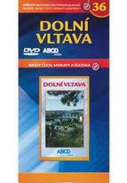 Krásy Čech, Moravy a Slezska 36 - Dolní Vltava - DVD
