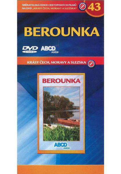 Krásy Čech, Moravy a Slezska 43 - Berounka - DVD