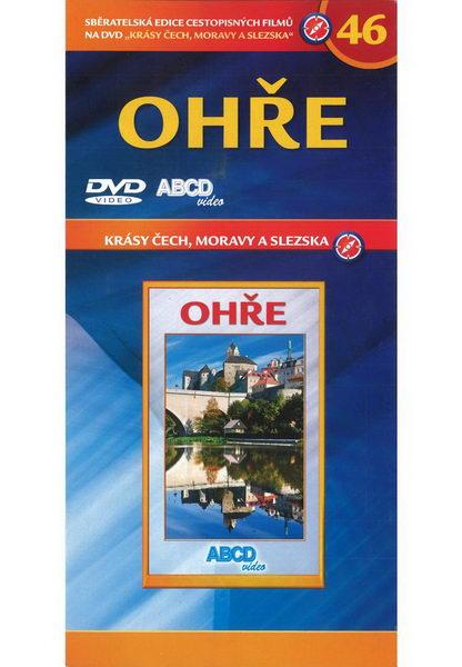 Krásy Čech, Moravy a Slezska 46 - Ohře - DVD