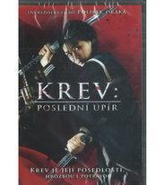 Krev: Poslední upír - DVD