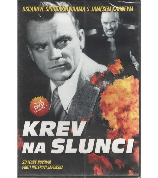 Krev na slunci - DVD