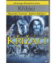 Křižáci ( slim/ plast ) DVD