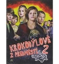 Krokodýlové z předměstí 2 - DVD
