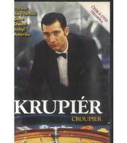 Krupiér - DVD plast