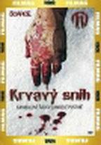 Krvavý sníh - DVD pošetka