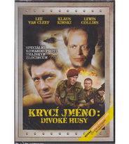 Krycí jméno: Divoké husy - DVD