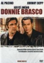 Krycí jméno Donnie Brasco - DVD plast