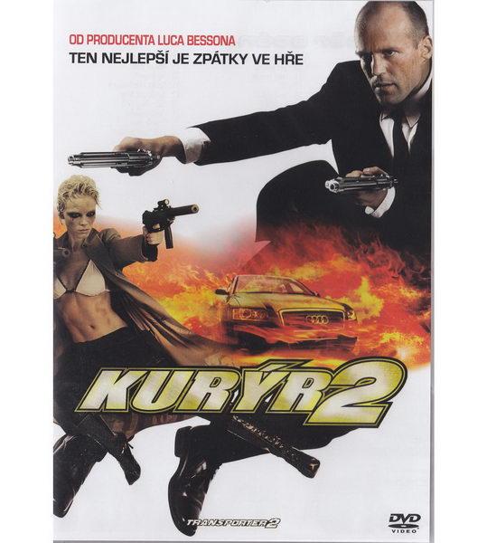 Kurýr 2 - DVD
