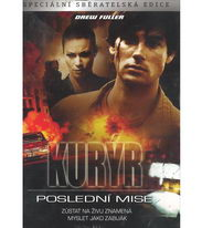 Kurýr: Poslední mise - DVD