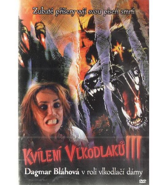 Kvílení vlkodlaků 3 - DVD