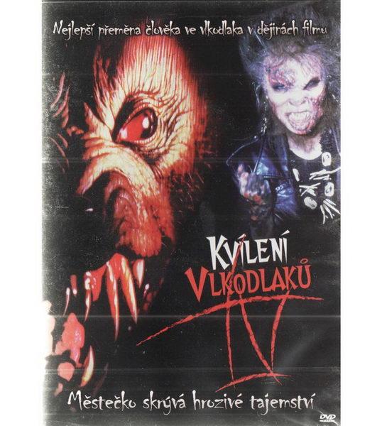 Kvílení vlkodlaků 4 - DVD