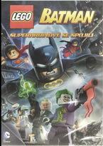 LEGO: Batman - Superhrdinové se spojili - DVD