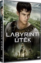 Labyrint: Útěk - DVD