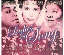 Ladies of Song (4CD collection)