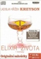 Ladislav Křížek a Kreyson - Elixír života - DVD