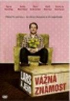 Lars a jeho vážná známost - DVD pošetka