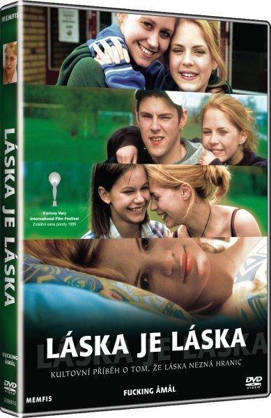 Láska je láska - DVD