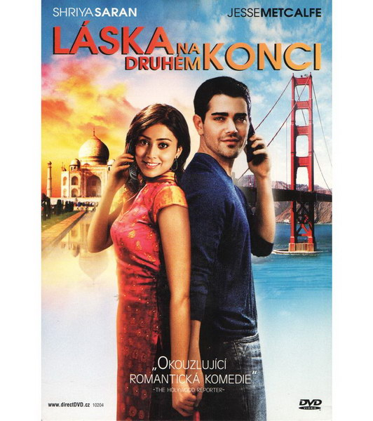 Láska na druhém konci ( pošetka ) DVD