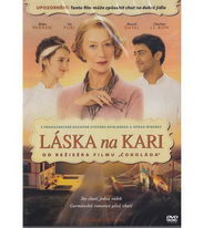 Láska na kari (plast ) - DVD