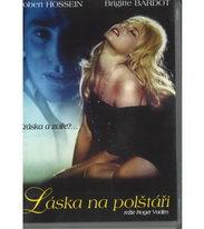 Láska na polštáři - DVD