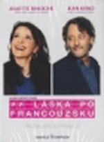 Láska po francouzsku DVD digipack