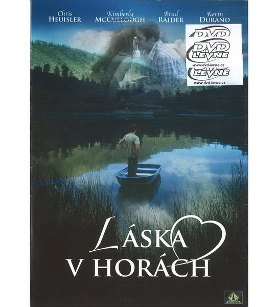 Láska v horách - DVD