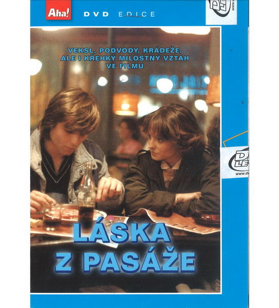 Láska z pasáže - DVD