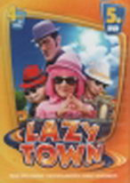 Lazy Town DVD 5
