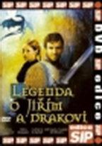 Legenda o Jiřím a drakovi - DVD